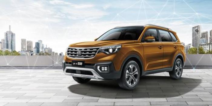 3月6日上市 新一代起亚智跑增加1.4T车型