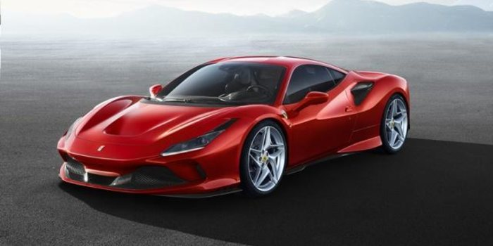法拉利全新V8中置跑车F8 Tributo将亮相日内瓦车展