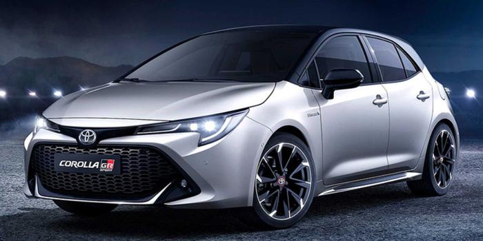 丰田推卡罗拉Gr Sport车型 将于日内瓦车展亮相