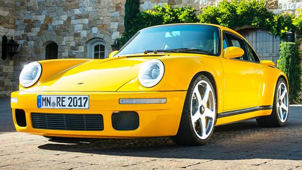 Ruf建厂周年纪念版车型将在日内瓦车展发布