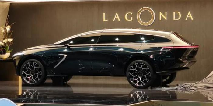 2022年量产 阿斯顿·马丁全地形概念车发布