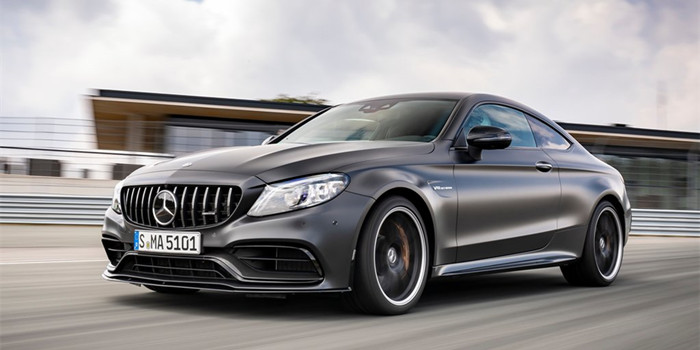 Mercedes-Benz 2019 C63 S AMG Coupe