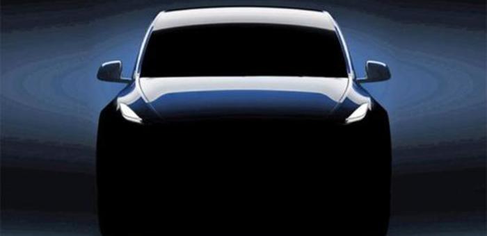 与Model 3同平台打造 特斯拉Model Y即将发布