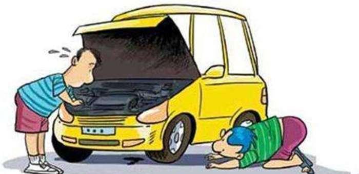 车子行驶五六万公里之后 油门踏板很沉怎么处理?