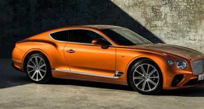 欧陆GT V8