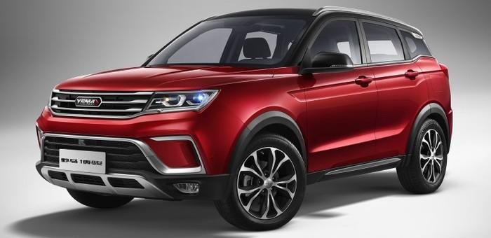 推5款新车型 野马博骏将于明日正式上市