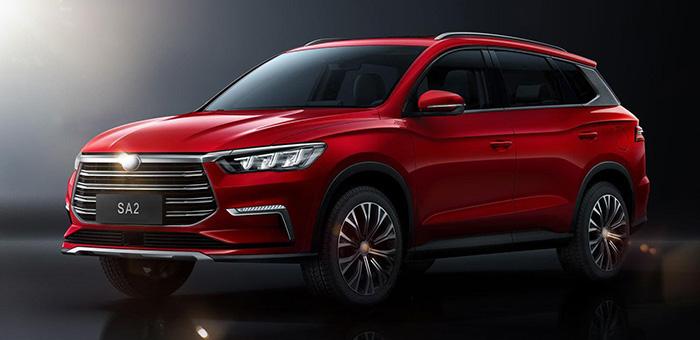 比亚迪全新紧凑SUV官图发布 采用新设计风格