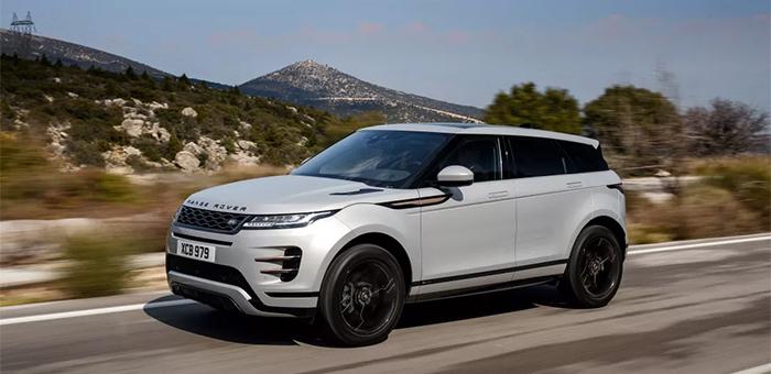 试驾全新一代揽胜极光 你对豪华都市SUV有什么憧憬?
