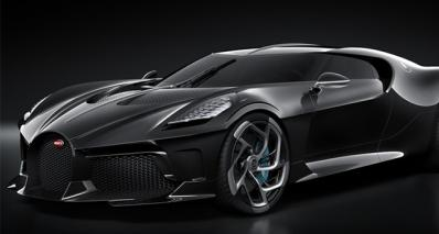 Bugatti La Voiture Noire (2019) - Exterior Detail