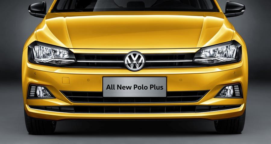 MQB平台打造 全新Polo Plus将于6月18日上市