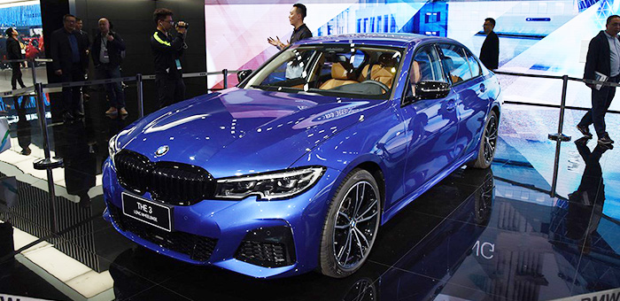 国产全新BMW 3系
