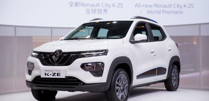 东风雷诺携旗下重磅车型登陆2019上海车展
