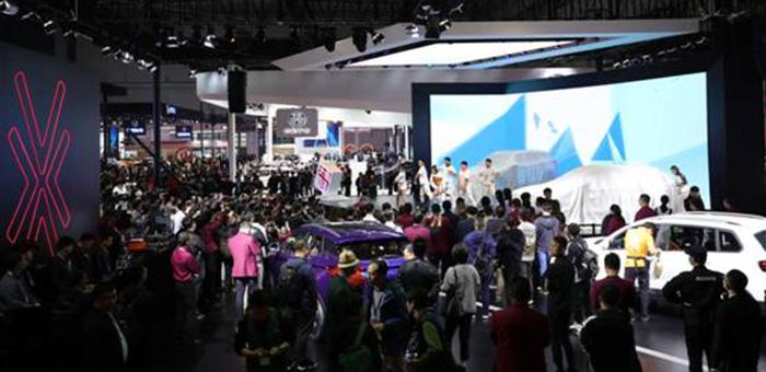 大乘汽车首次亮相上海车展 G60S售6.99万起
