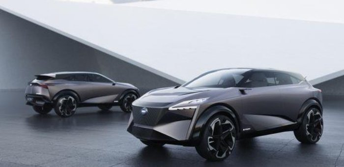日产IMs和斯柯达VISION iV这两个概念车 你喜欢哪个?