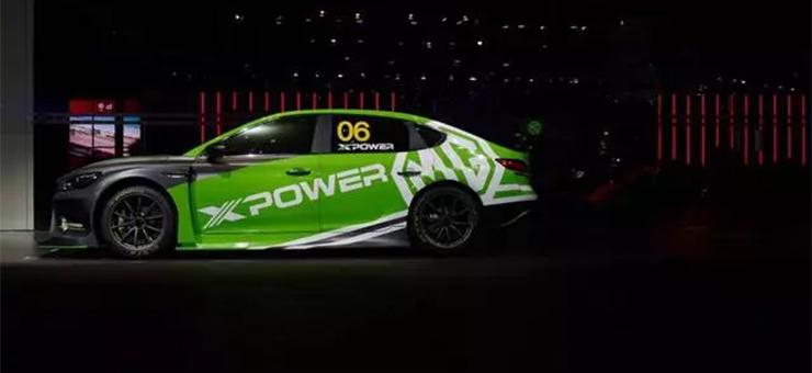 名爵6高性能赛车亮相 向市场传递了哪些信息