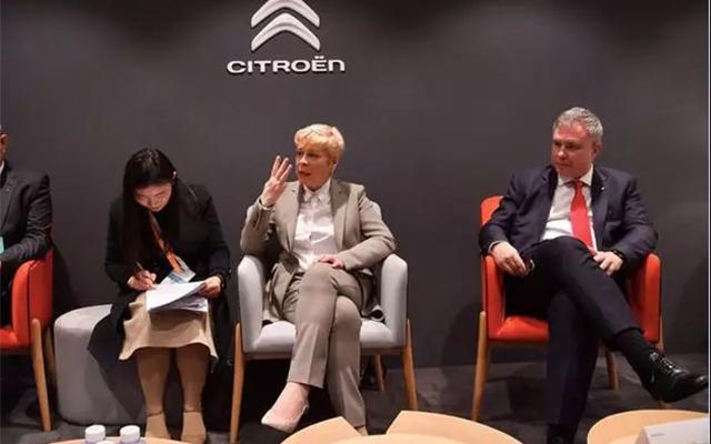 雪铁龙全球CEO林捷声:推出新车型是我们的重点工作