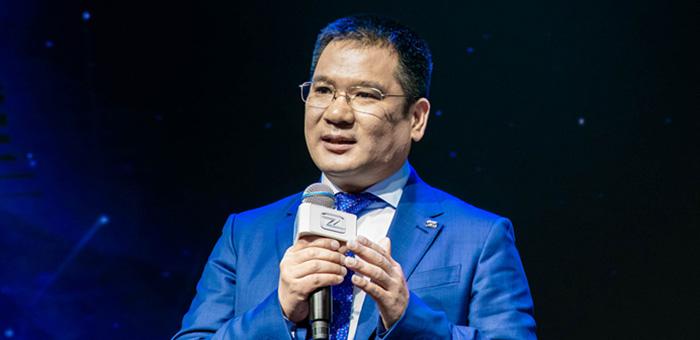 众泰金浙勇:重视产品与服务 构建智美中国车