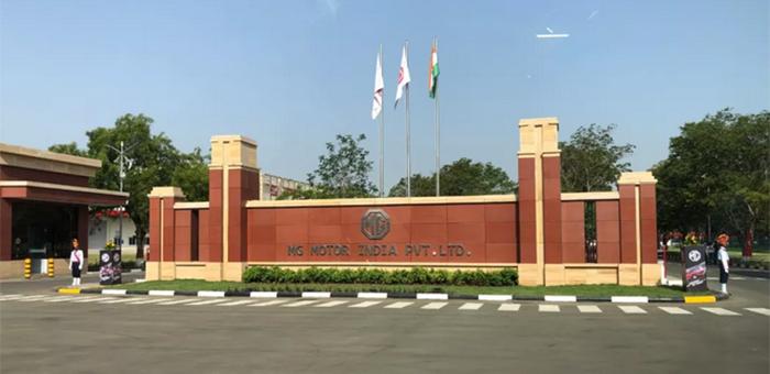 上汽集团印度工厂投产 2年内将推4款新产品