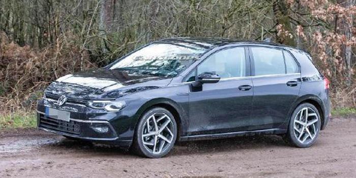 大众最畅销两厢车 第8代高尔夫明年2月上市