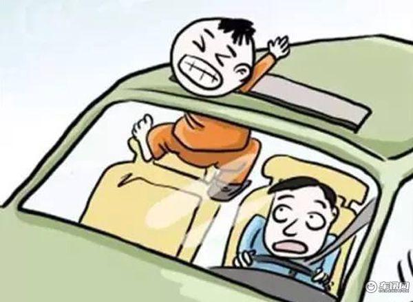 夏季带孩子自驾出行安全常识 常规却很实用