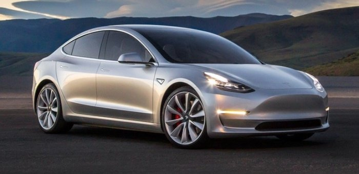 3月全球新能源销量榜: Model 3首破3万刷新纪录
