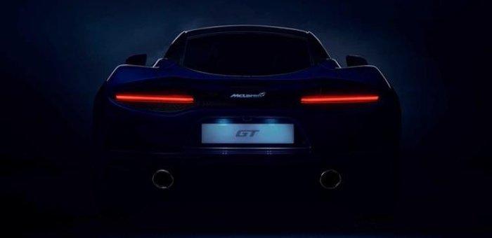 主打豪华与舒适 迈凯伦GT跑车将于15日发布