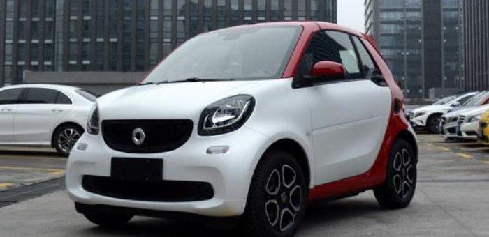smart fortwo再增新车 没有两款一样的车型