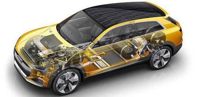 奥迪A7将推氢燃料动力车 2021年限量生产