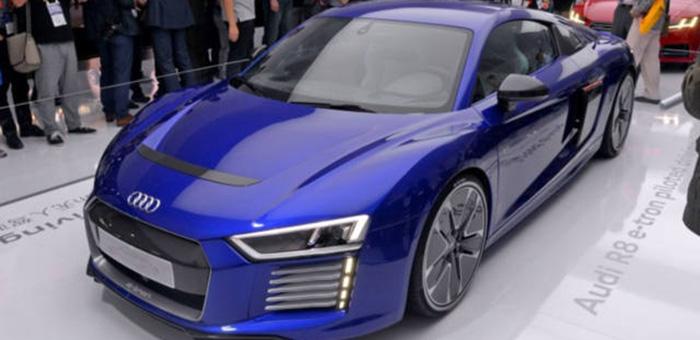 奥迪或将发布R8 e-tron 取代现有燃油版R8