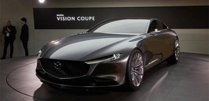 马自达海外新车信息 将推出直6发动机车型