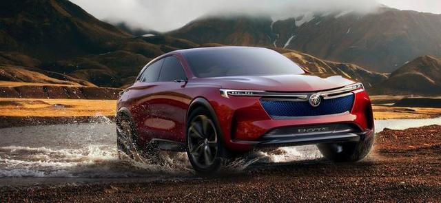 别克全系轿跑SUV曝光 基于Enspire概念车打造