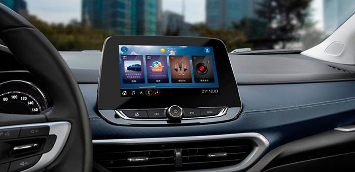 雪佛兰新创酷将搭载全新一代智能互联系统