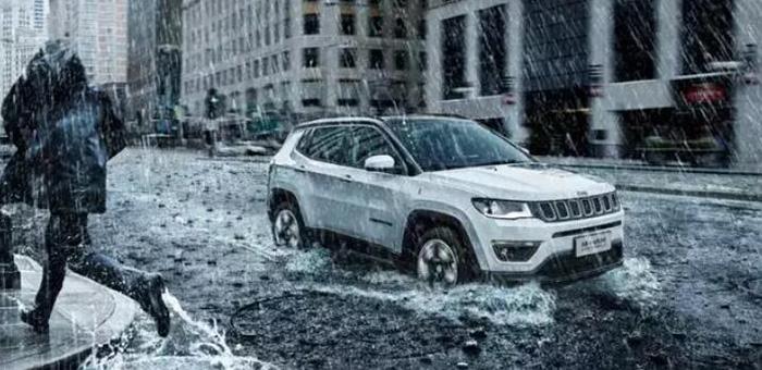 动力高油耗省 全新Jeep指南者更会讨好消费者