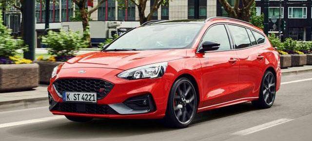 福特全新福克斯ST旅行版 提供6速手动版