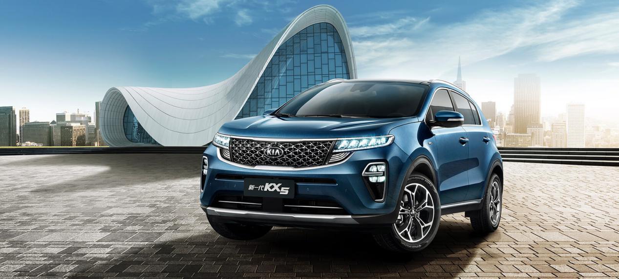 新一代起亚KX5新增四驱车型 将于5月27日上市
