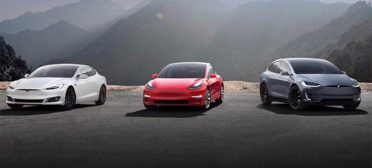 新款特斯拉Model S/X正式上架 72.28万元起售