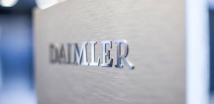 戴姆勒将大力削减开支 开始审查集团所有成本