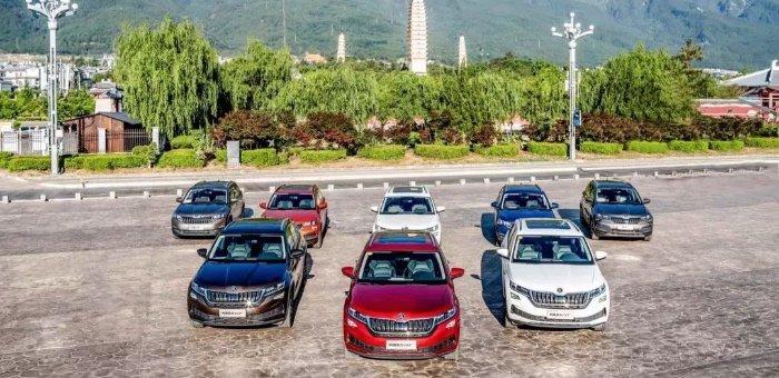 大理邂逅斯柯达全系SUV 哪款最能打动你?