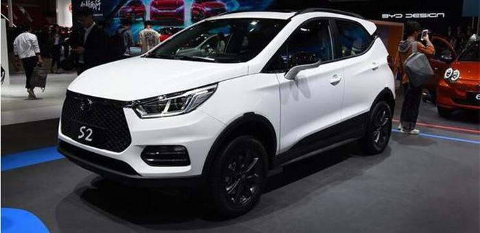 定位纯电动小型SUV 比亚迪S2将于5月30日上市