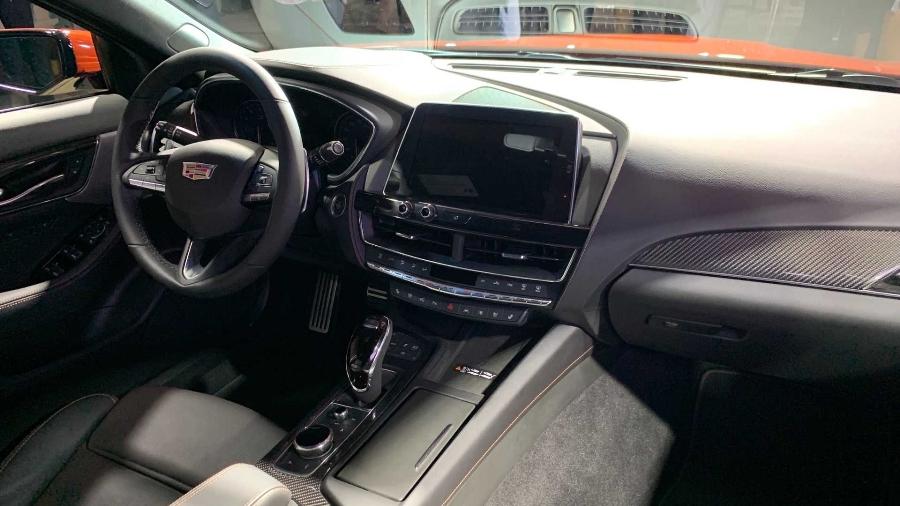 凯迪拉克发布全新CT5-V 搭载3.0T/V6发动机