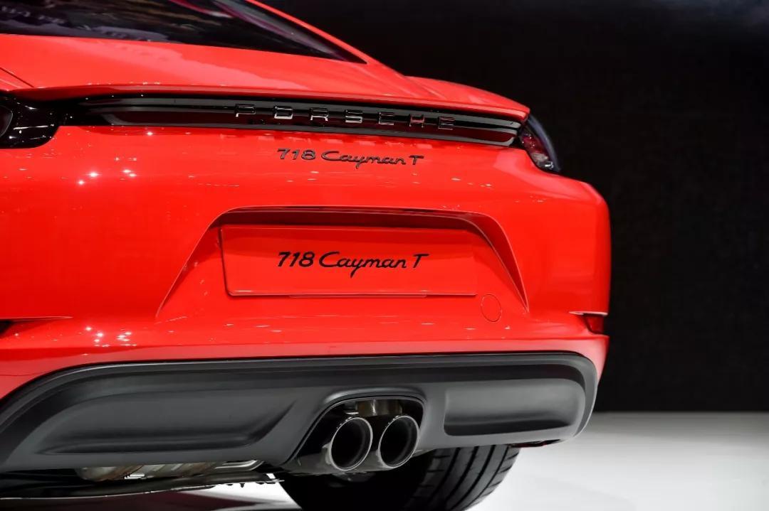 保时捷发新车型补全细分市场 718 T售价64.1万元起