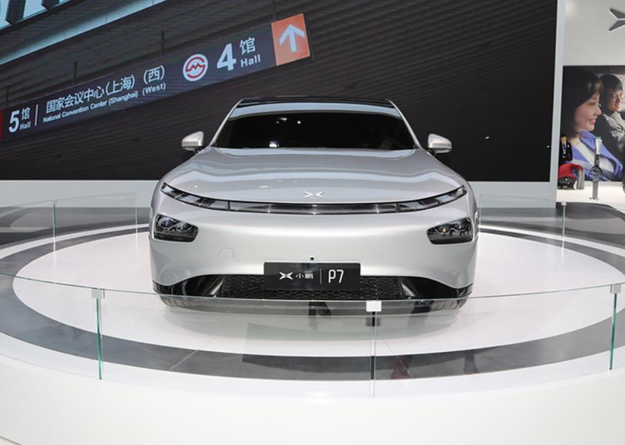 搭L3级自动驾驶 小鹏P7明年二季度正式交付