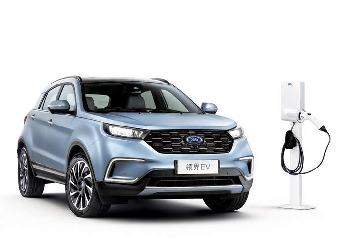 SUV,福特在华首款电动车,领界SUV