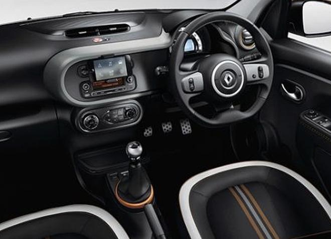 雷诺Twingo GT Noir官图发布 限量30台