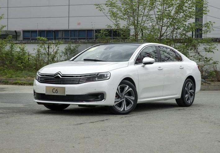 东风雪铁龙发布C6新车型 售价22.09-27.59万