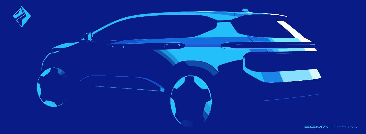 疑似概念车RM-C量产车型 新宝骏新车设计图曝光