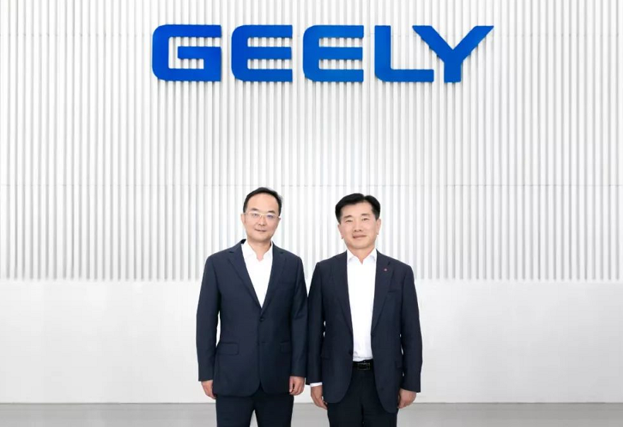 吉利与LG化学合作 推动新能源产业快速发展