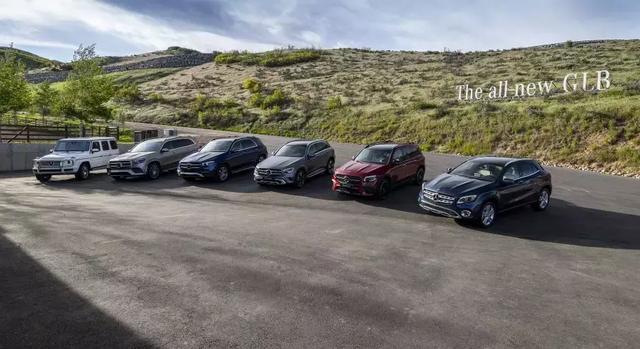 40万买个奔驰的7座SUV?现在有GLB帮你圆梦了