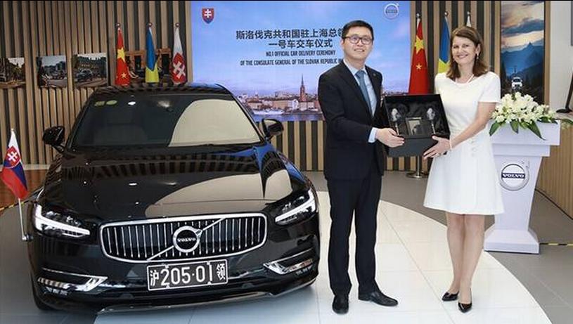 沃尔沃任命新销售总裁 陈立哲期满调任台湾