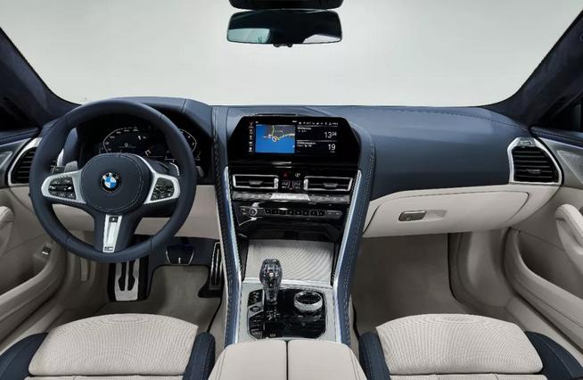 全新8系Gran Coupe发布 预售价97万起